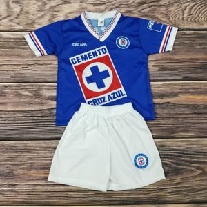 Cruz azul Kids Uniform la maquina Cementera